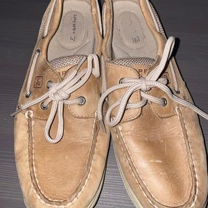 Cute sperry shoes size 8